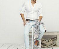 پارچه تترون سفید