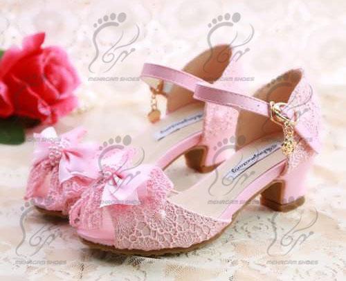 فروش کفش دخترانه مجلسی